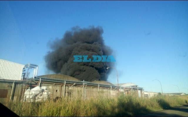 Incendio - Mafissa - La Plata 2
