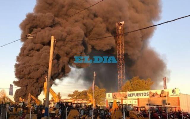 Incendio - Mafissa - La Plata 3