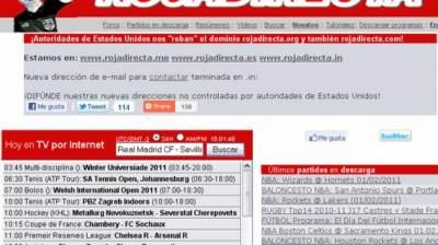 Lo hace la Justicia española  tiene una semana para dejar de mostrar los  enlaces en su página Web af563415e2441